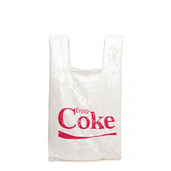 Ashish Enjoy Coke Shopping Bag