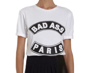 Être Cécile Bad Ass Paris Tee