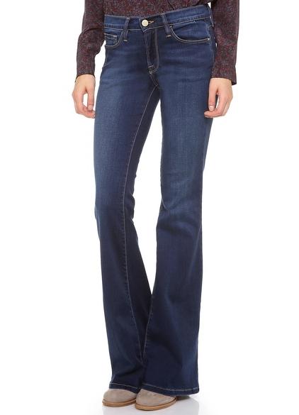 Frame Denim Le Skinny Flare Jeans