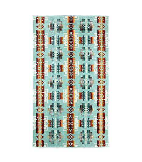 Pendelton Chief Joseph Oversized Jacquard Towel