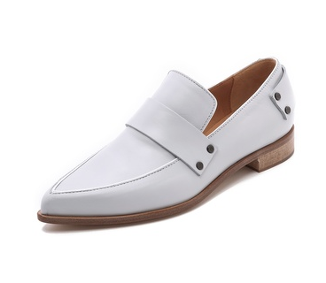 McQ Alexander McQueen Grace Slip On Loafers