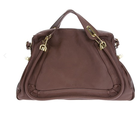 Chloe Paraty Large Shoulder Bag