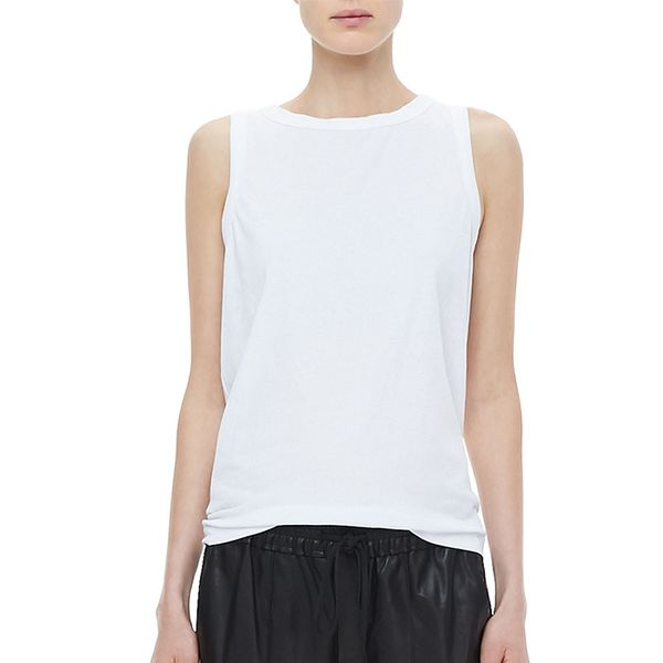 A.L.C. Cotton Muscle Tank