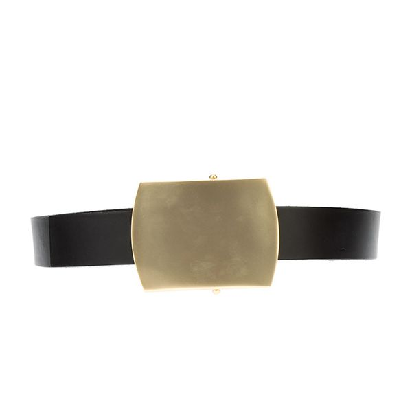 Calvin Klein Collection Buckle Belt