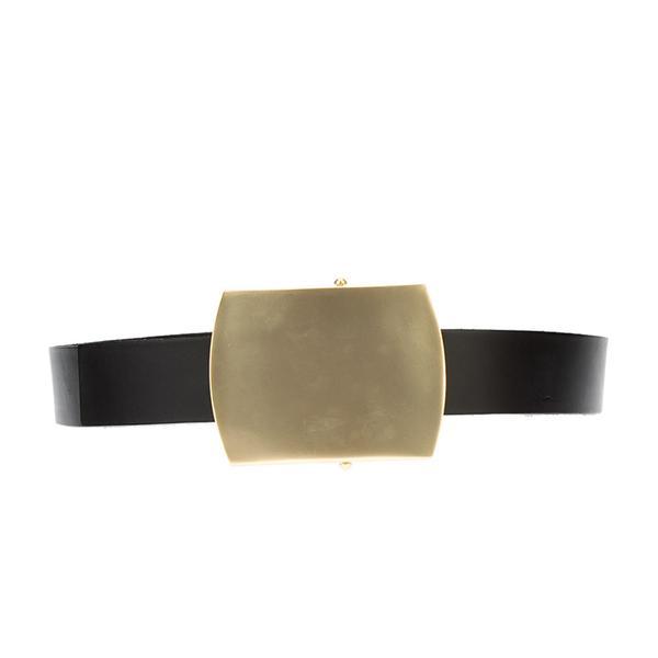 Calvin Klein Collection Buckle Belt