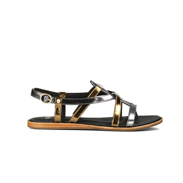 Ugg Brigid Metallic Sandals
