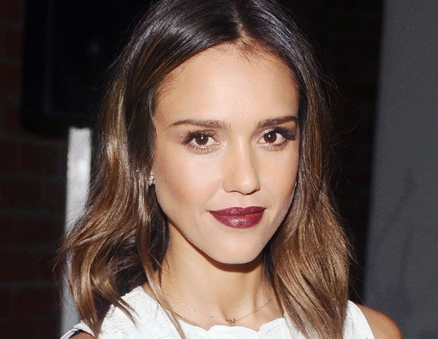 Jessica Alba's Best Lipstick Colours Identified