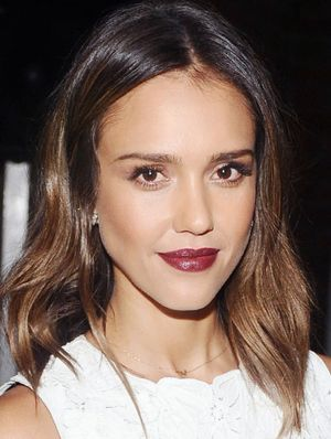 Jessica Alba's Best Lipstick Colors Identified