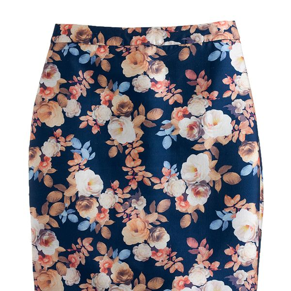 J.Crew Collection No.2 Pencil Skirt