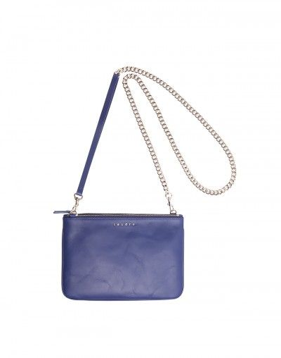 Sandro Addict Double Zipper Convertible Bag