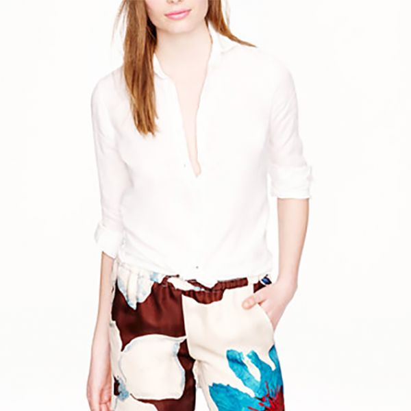 J.Crew Collection Overblown Floral Shorts