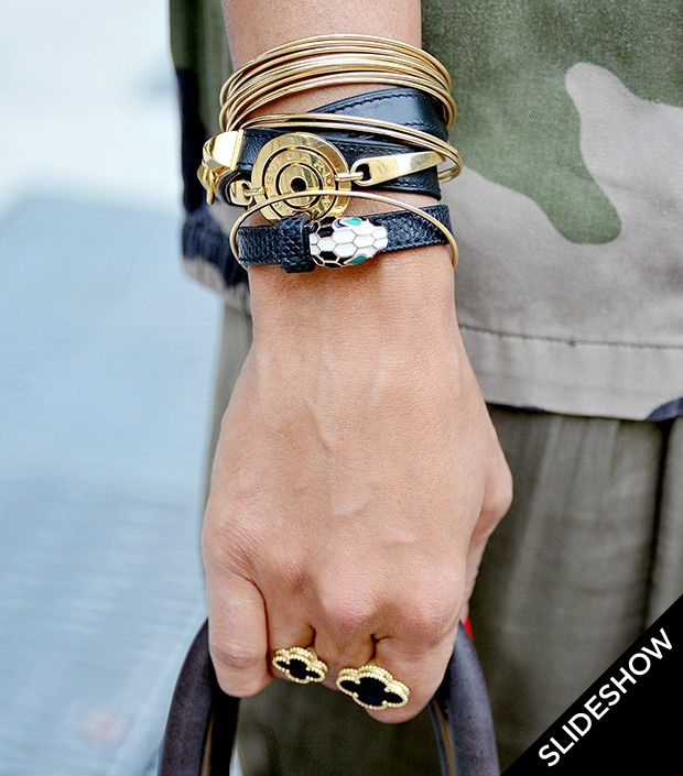 Update Your Style With Snake-Inspired Jewellery.