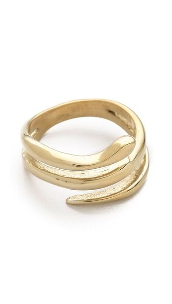 Mara Carrizo Scalise Mara Carrizo Scalist Snake Ring