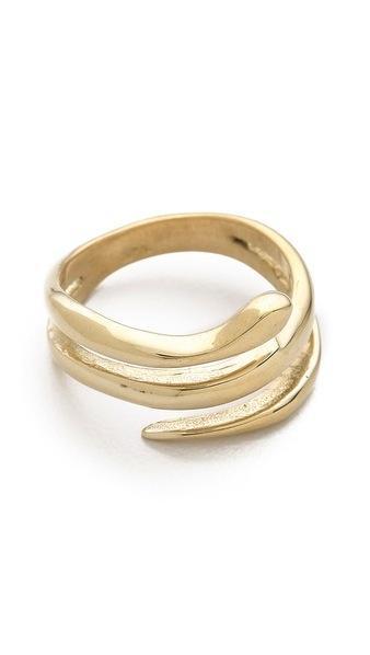 Mara Carrizo Scalise Mara Carrizo Scalist Snake Ring