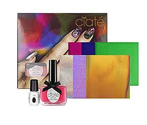 Ciate Go Buy Now: Ciate Very Colourfoil Manicure