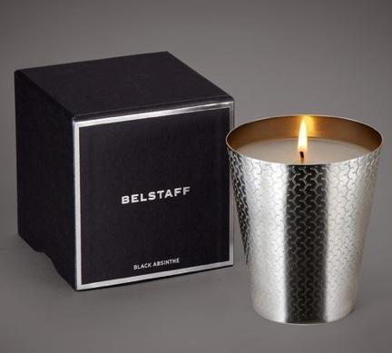 Belstaff Belstaff's Black Absinthe Candle