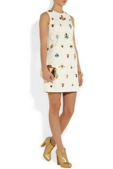 3.1 Phillip Lim  Embellished Crepe Dress