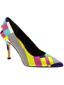 Nine West Nine West Printed Pumps