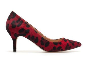 Zara Zara Printed Pumps