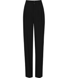 Reiss high on the waist trousers