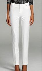 Calvin Klein  Calvin Klein Slim Slant-Pocket Pants