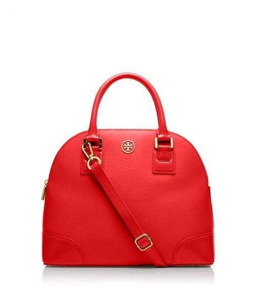 Tory Burch Tory Burch Robinson Small Dome Satchel