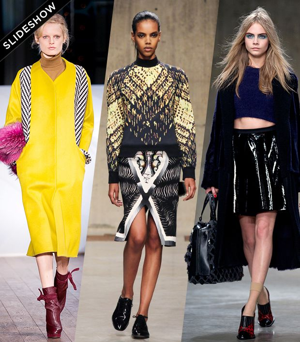 The Top 20 Looks From London Fashion Week.