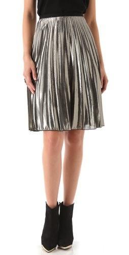 Rachel Roy  Rachel Roy Sunburst Skirt