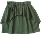 Friends & Associates Ainsley Ruffle Skirt