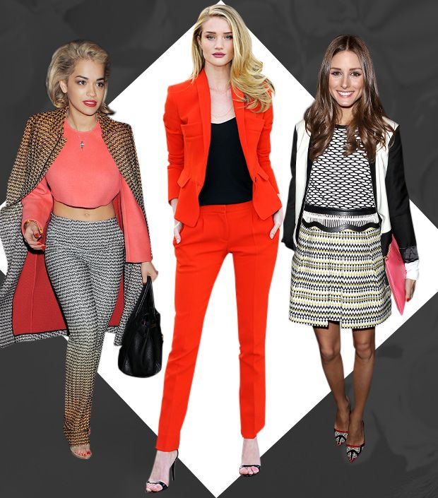 What Stylish Girls Wore To London Fashion Week.