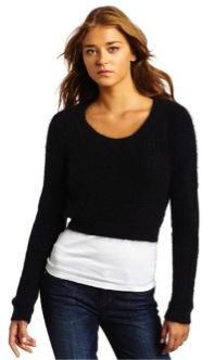 Joe's Jeans Joe's Jeans Sam Crop Sweater