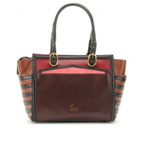 Christian Louboutin Christian Louboutin Farida Leather Bowler Bag