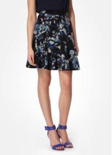 Rebecca Taylor  Rebecca Taylor Hawaii Godet Skirt