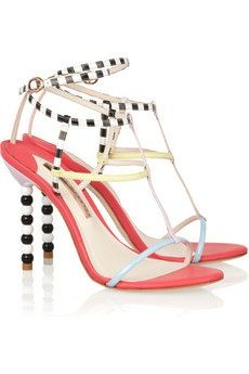 Briar Multi-Strap Leather Sandals