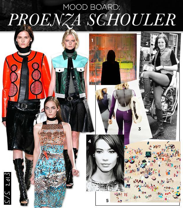 Proenza Schouler S/S 13 Collection