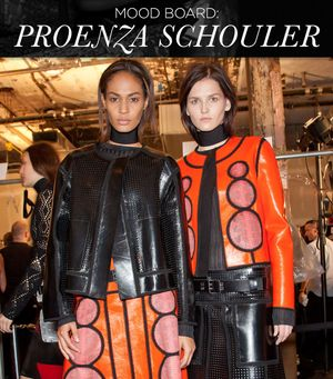 Proenza Schouler S/S 13 Collection