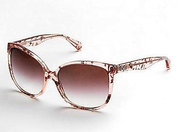 Dolce & Gabbana Dolce & Gabbana Oversized Cat-Eye Sunglasses