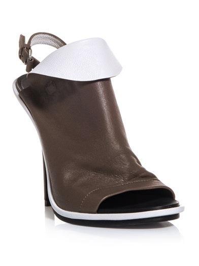Balenciaga Balenciaga Bicolour Glove Shoes