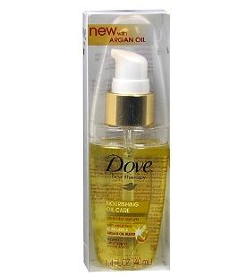 Dove Nourishing Oil Care Anti-Frizz Serum