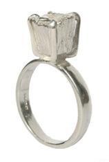 Macha Macha Rockwell II Ring in Steling Silver