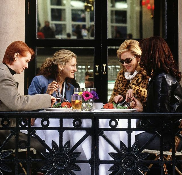 16 Style Lessons Learned From 'Sex And The City'