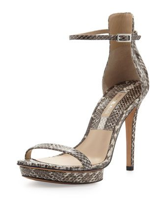 Michael Kors Doris Thin-Strap Sandals