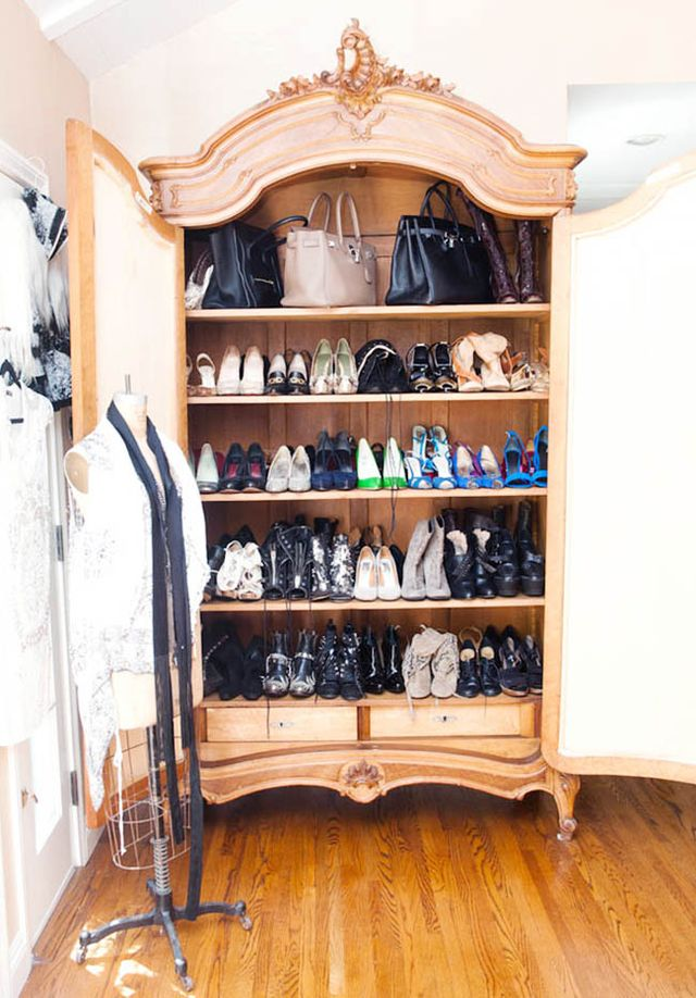 The Stiletto, the Boot, and the Wardrobe