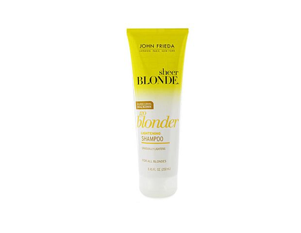 John Frieda Go Blonder Shampoo