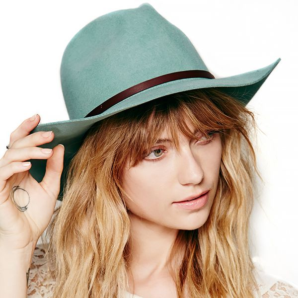 Free People Floppy Fedora Hat