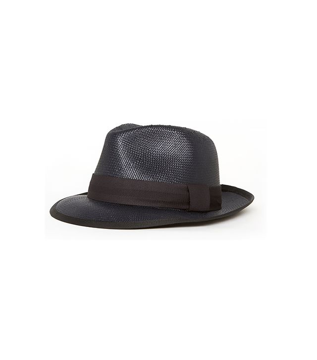 Rag & Bone Summer Fedora ($150) in Navy