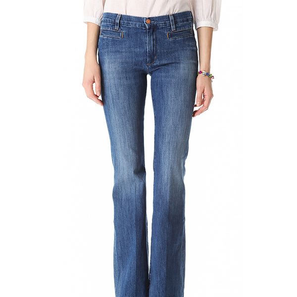 MiH Marrakesh High Rise Flare Jeans