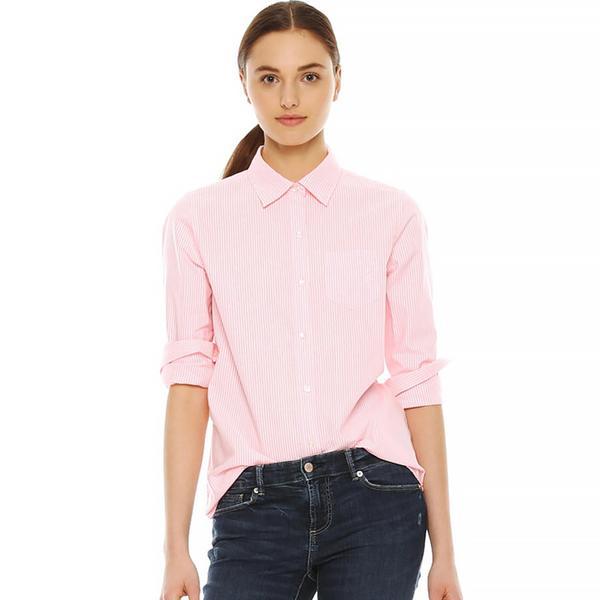 Joe Fresh Stripe Oxford Shirt