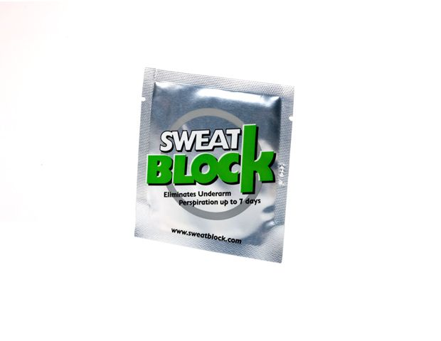 weatblock Antiperspirant Wipes