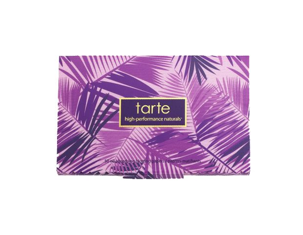 Tarte Not So Slick Oil Absorbing Blotting Papers